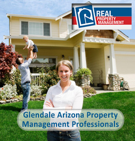 property management glendale